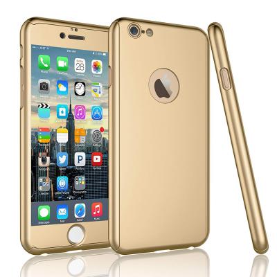 iPhone 7/8 Capa Slim 360º + Vidro Temperado