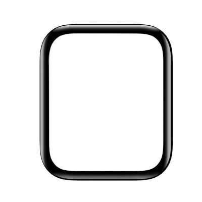 Películas de Protecção Baseus 3D Full-Screen para Apple Watch Series 6/SE/5/4 - 40mm