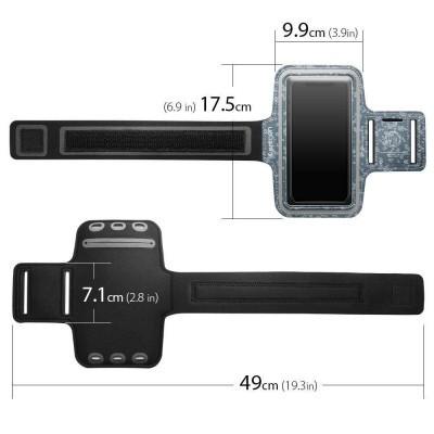 Sports Armband Universal / Bolsa Desportiva Spigen A700