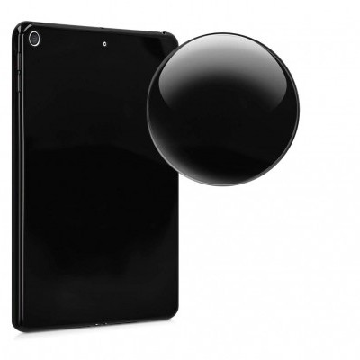 Capa Fina Silicone para iPad - Preto