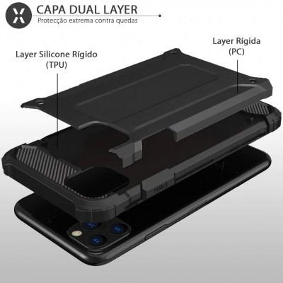 iPhone 11 Pro Capa Anti-Shock Hybrid Armor