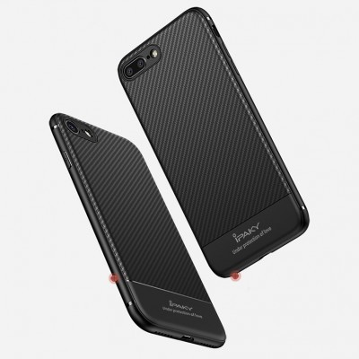 iPhone 7/8 Plus Capa Carbono iPaky