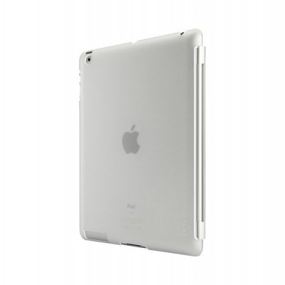 Capa Belkin Snap Shield Frosted para iPad