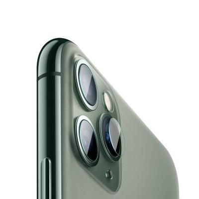 Películas de Protecção de Câmara Traseira Baseus (Pack 2) em Vidro Temperado iPhone 11 Pro Max
