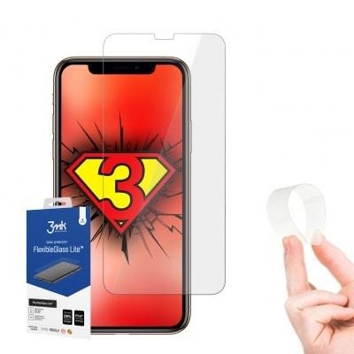 Película de Protecção de Ecrã 3MK FlexibleGlass Lite para iPhone 11
