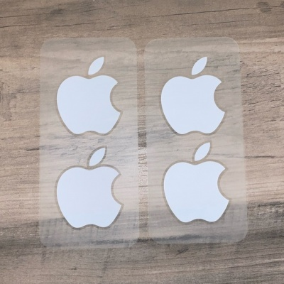 Autocolantes Apple [Oficiais]