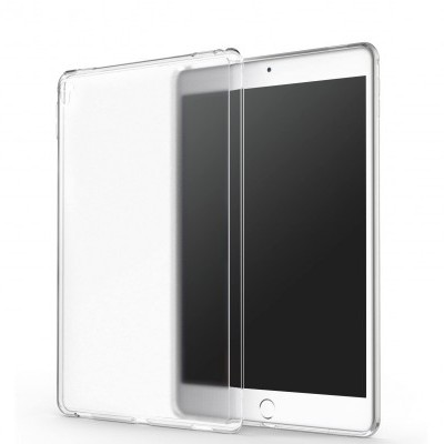 Capa Fina Silicone para iPad Pro 11'' - Transparente Mate