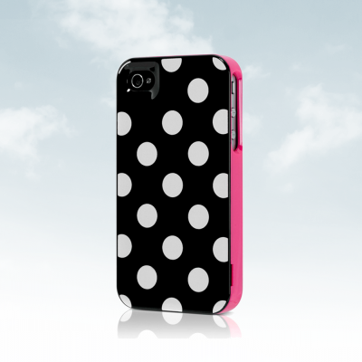 iPhone 5/5S/SE Capa Dots Stylish