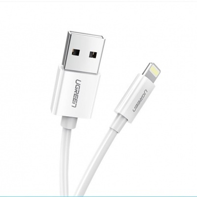 Cabo Ugreen USB para Lightning (1m) *MFI