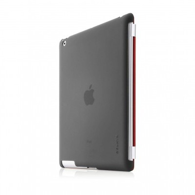 Capa Belkin Snap Shield Smoke Black para iPad