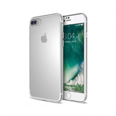 iPhone 7/8 Plus Capa Ultra-Fina Silicone Transparente