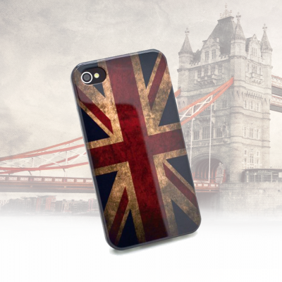 iPhone 4/4S Capa UK