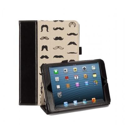 Capa Griffin Mustachio Folio para iPad
