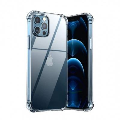Capa Ugreen 100% Transparente Protective Silicone para iPhone 12/12 Pro