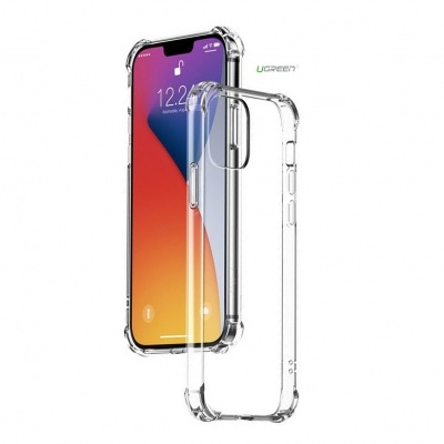 Capa Ugreen 100% Transparente Protective Silicone para iPhone 12 mini