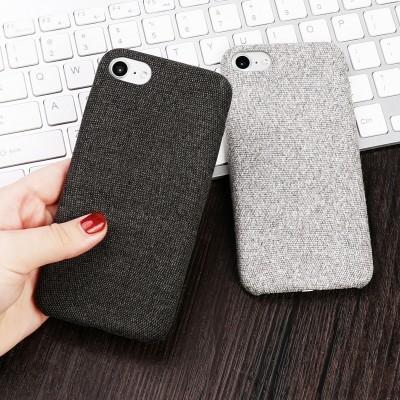 iPhone 6/6S Capa Fina Soft Tecido