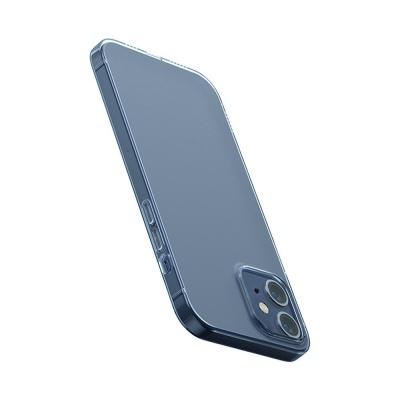 Capa Naked Silicone Transparente Baseus Simple Series para iPhone 12 mini