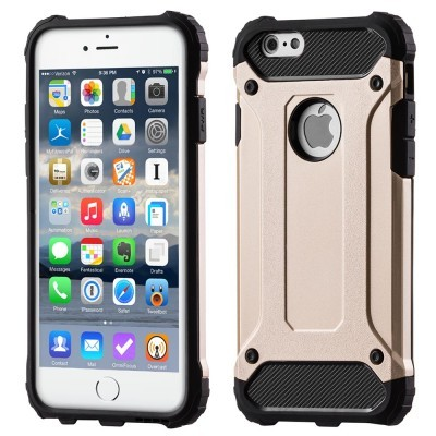 iPhone 6/6S Capa Anti-Shock Hybrid Armor
