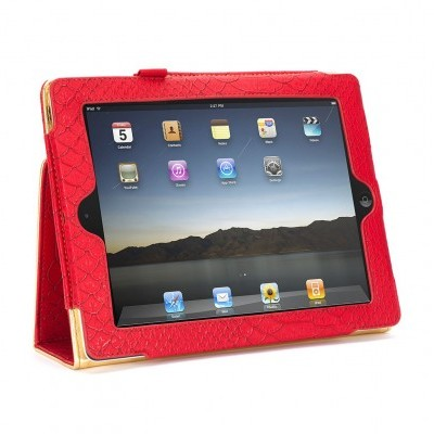 Capa Griffin Moxy Red Folio para iPad