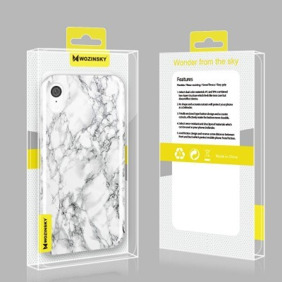 iPhone 11 Capa Silicone Marble