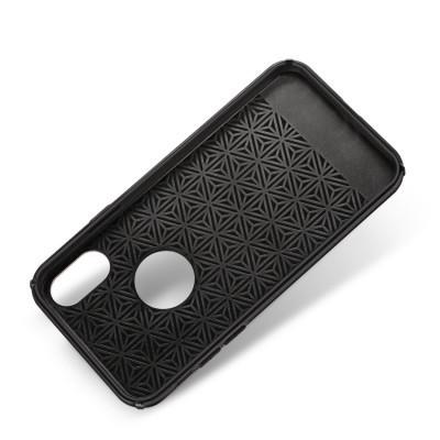iPhone X/XS Capa Shinny Vidro Temperado