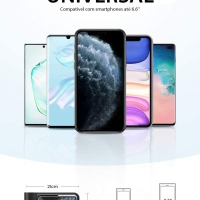 Capa/Bolsa Universal 6.6'' Impermeável