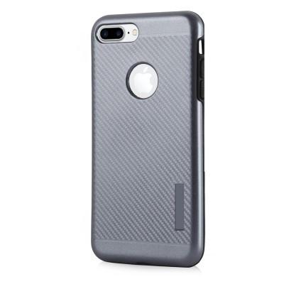 iPhone 7/8 Capa Magnética Anti-Shock Carbon Armor