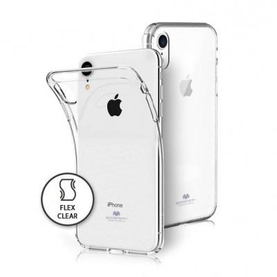 iPhone XR Capa Goospery Jelly 100% Transparente