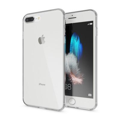 iPhone 7/8 Plus Capa 360º Silicone Transparente