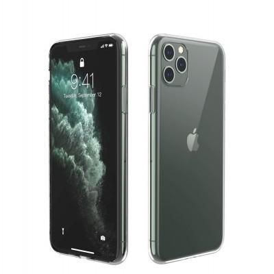 iPhone 11 Pro Max Capa Ultra-Fina Silicone Transparente