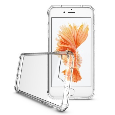 iPhone 6/6S Plus Capa Anti-Shock 100% Transparente
