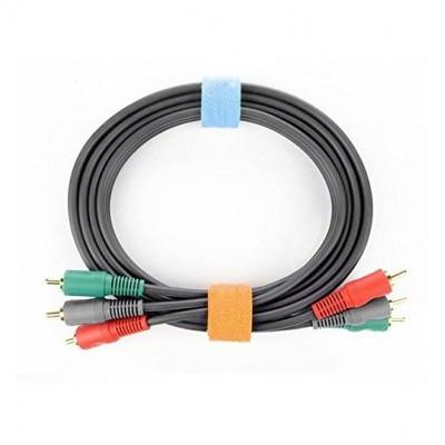 Fitas para organização de cabos