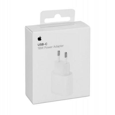 Adaptador de corrente USB-C de 18W Apple