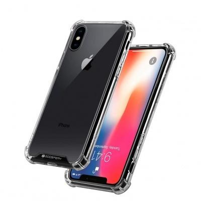 iPhone X/XS Capa Goospery Super Protect 100% Transparente