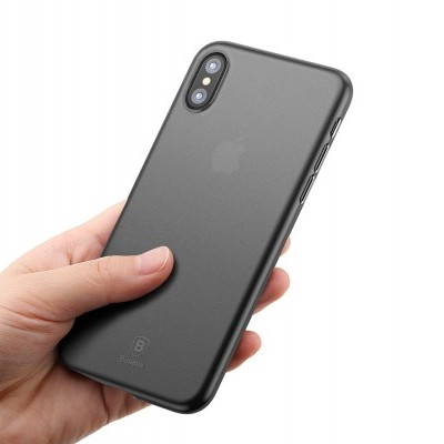 iPhone X/XS Capa Ultra Fina Baseus Wing