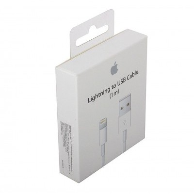 Cabo Apple Lightning para USB (1 m)