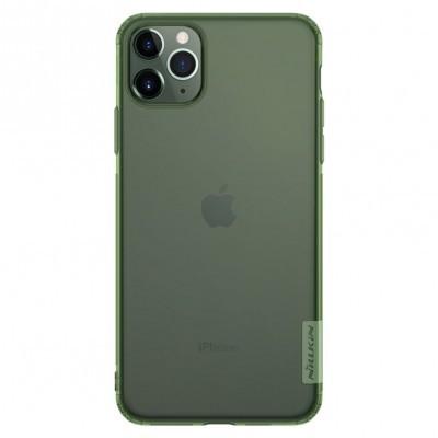 iPhone 11 Pro Max Capa Super Fina Silicone Nillkin Nature