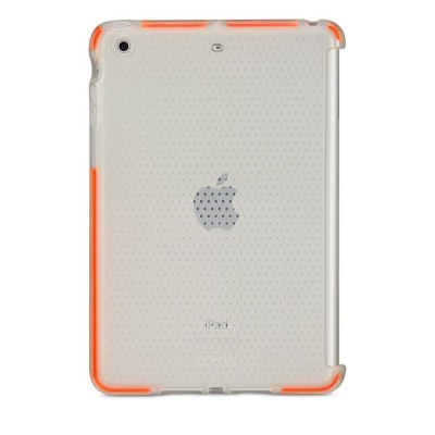 Capa Tech 21 Impact Mesh Clear para iPad