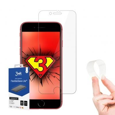 Película de Protecção de Ecrã 3MK FlexibleGlass Lite iPhone 6/6S