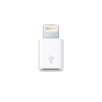 Adaptador Lightning para Micro USB da Apple