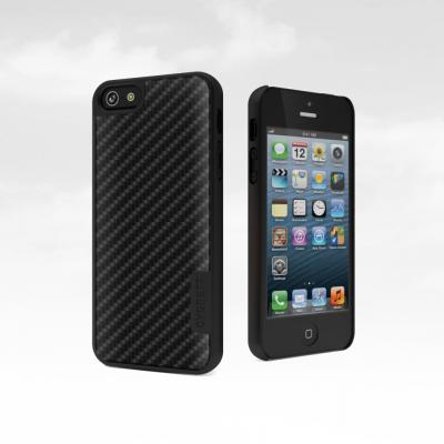 iPhone 5/5S/SE Capa Fibra Carbono Genuína Gygnett