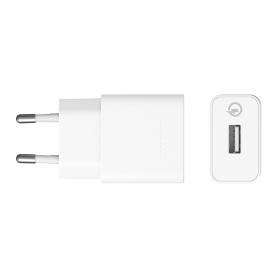 Adaptador de corrente SONY Quick Charger (Bulk)