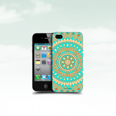 iPhone 4/4S Capa Pattern 404 Stylish