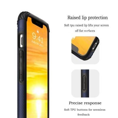 iPhone X/XS Capa Magnética Anti-Shock Light Armor