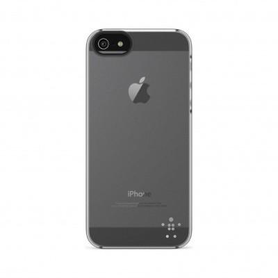 iPhone 5/5S/5SE Capa Rígida Belkin Transparente