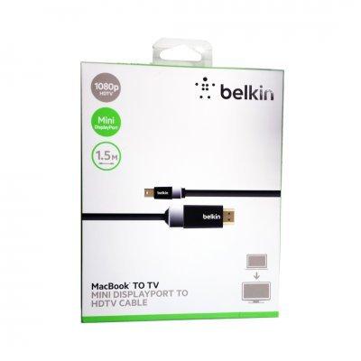 Cabo Adaptador Mini Displayport para HDMI Belkin (1.5m)