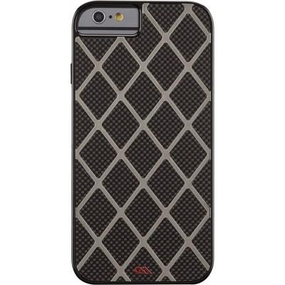 iPhone 7/8 Capa Case-Mate Carbono Genuíno Alloy