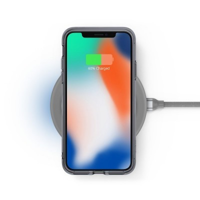 iPhone X/XS Capa Silicone Transparente Ringke Air