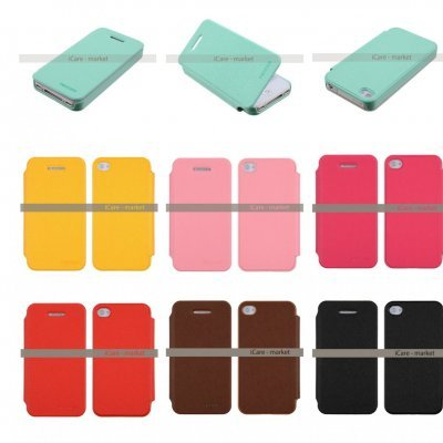 iPhone 4/4S Capa Mercury Flip