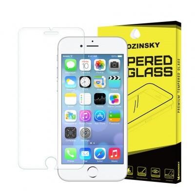 Películas de Protecção de Ecrã em Vidro Temperado Wozinsky HD iPhone 6/6S Plus